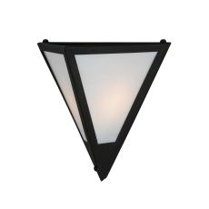 """14"""" W Mission Point Wall Sconce"""