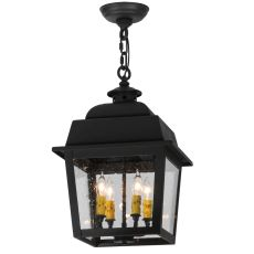 "12"" Sq Stockwell Hanging Lantern Pendant"