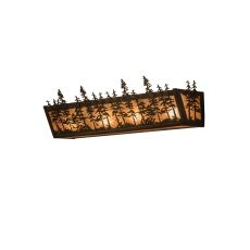 "24"" W Tall Pines Vanity Light"