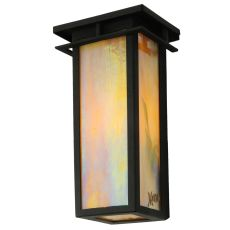 "6"" W Portico Mission Wall Sconce"