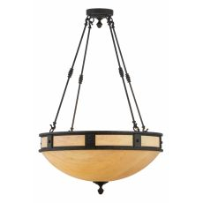 "28"" W Capella Inverted Pendant"