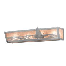 "24"" W Sailboat Vanity Light"