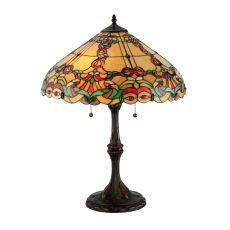 "25"" H Baroque Vine Table Lamp"