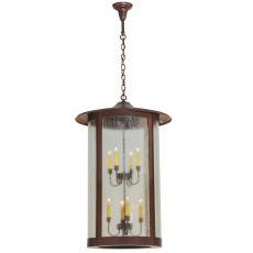 """24"""" W Fulton Hanging Lantern Pendant"""