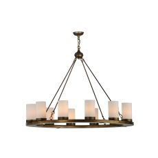 "48"" W Loxley 12 Lt Chandelier"