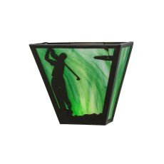 "13"" W Golf Wall Sconce"