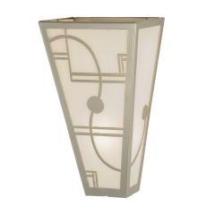 "8"" W Revival Deco Wall Sconce"