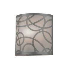 "10"" W Revival Deco Wall Sconce"