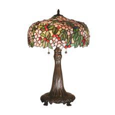"24.5"" H Tiffany Cherry Blossom Table Lamp"