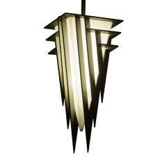 "7"" W Jerabeck Pendant"