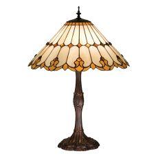 """28.5"""" H Nouveau Cone Table Lamp"""