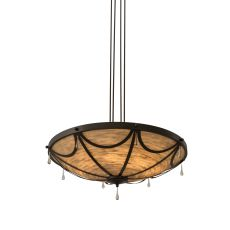 "48"" W Carousel Inverted Pendant"