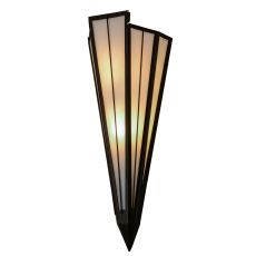 """8.5"""" W Brum Wall Sconce"""