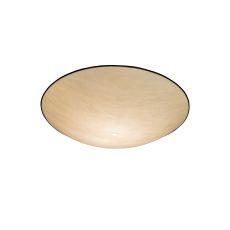Acrylic Bowl W/Decorative Straps