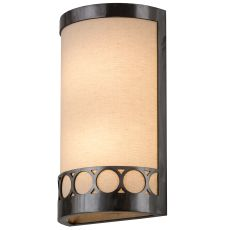 """8"""" W Cilindro Prime Wall Sconce"""