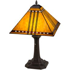 "19"" H Prairie Corn Table Lamp"