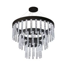 "60"" W Aquagen 3 Tier Chandelier"
