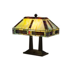 "20"" H Chaves Oblong Table Lamp"