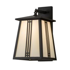 "10"" W Prairie Loft Hanging Wall Sconce"