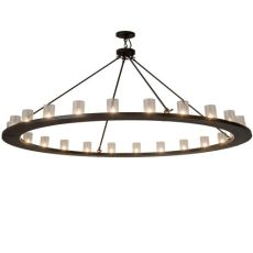 "72"" W Loxley 24 Lt Chandelier"