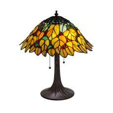 "18"" H Follaje Table Lamp"
