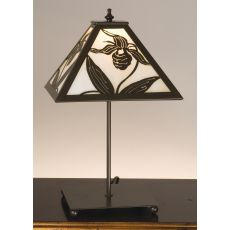 "18"" H Lady Slipper Table Lamp"
