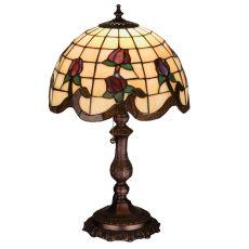 "20"" H Roseborder Accent Lamp"