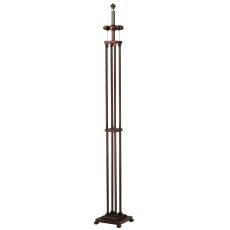 "62.5"" H Mission 4 Column Floor Base"
