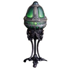 """13"""" H Castle Swan Accent Lamp"""