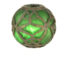 """6"""" H Castle Butterfly Orb Shade"""