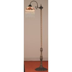 "60"" H Rosebush Bridge Arm Floor Lamp"