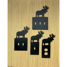 Moose Single Switch Plate