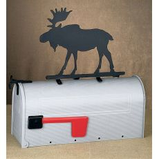 Moose Mail Box Decoration