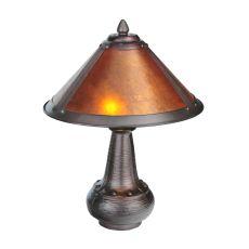 """14"""" H Van Erp Accent Lamp"""