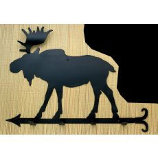 "24"" L Moose Coat Rack"