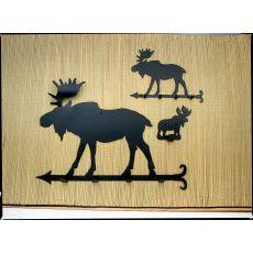 Moose Coat Rack