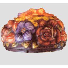 "14"" W Puffy Bouquet Shade"