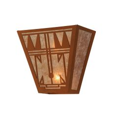 "13"" W Southwest Wall Sconce"