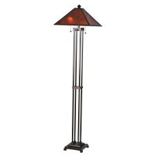 "62"" H Van Erp Floor Lamp"