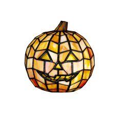"7"" H Jack O'Lantern Accent Lamp"