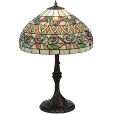 "16"" H Ivy Basket Table Lamp"