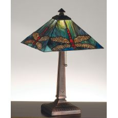 "21"" H Prairie Dragonfly Table Lamp"