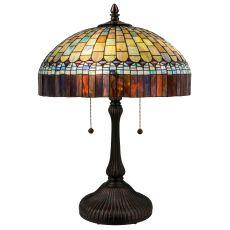 "24"" H Tiffany Candice Table Lamp"