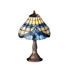 "11.5"" H Baroque Mini Lamp"