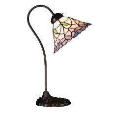 """18"""" H Daffodil Bell Desk Lamp"""