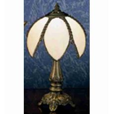 "12"" H Petal Bud Mini Lamp"