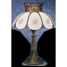 "22"" H Rose Bouquet Table Lamp"