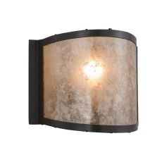 """12"""" W Mission Prime Wall Sconce"""