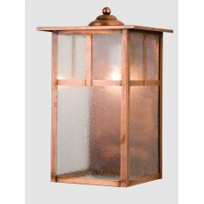 """9"""" W Donnybrook T Mission Wall Sconce"""