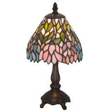 "14"" H Wisteria Mini Lamp"